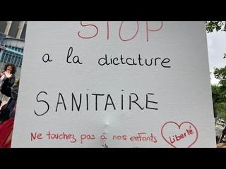 """Appel National 31 juillet 2021 contre le pass de la honte et la picouze obligatoire ! """"Partager svp"""""""