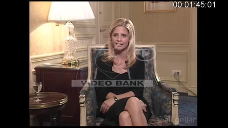 1999 04 23 Интервью для телепередачи Fan de на французском телеканале M6 снятое в Париже