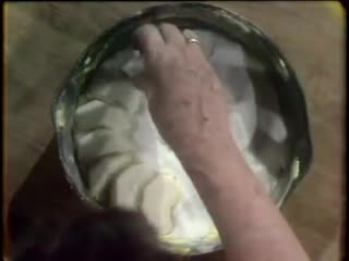 Julia Child The French Chef- Apple Dessert