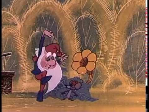 О ТОМ КАК ГНОМ ПОКИНУЛ ДОМ Советский мультфильм для детей смотреть онлайн