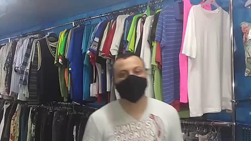 футболки мужские в магазине стильной одежды секонд хенд Белый Кролик