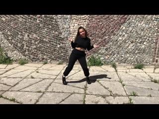 Hip-Hop Choreo// Choreo by Alena CHEKASHKINA // UnderDance Studio