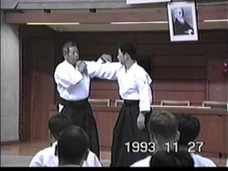 Saito Morihiro 9°Dan Shihan's seminar in Tohoku Nostalgia