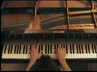 Armin van Buuren From the Heart Ferry Corsten System F - piano cover by LIVE DJ Flo