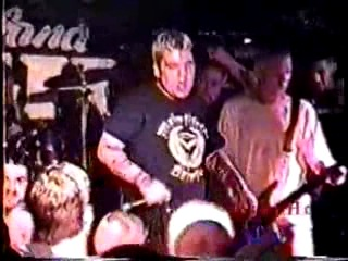 Sheer terror just can't hate enough (live '98)