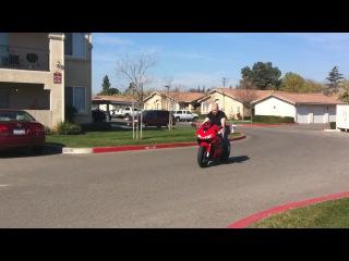 Honda CBR-600