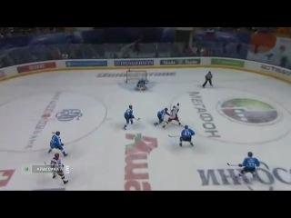 Гол красавец Александра Радулова сборной Финляндии