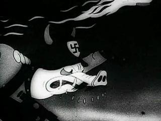 Не топтать фашистскому сапогу нашей Родины (1941)