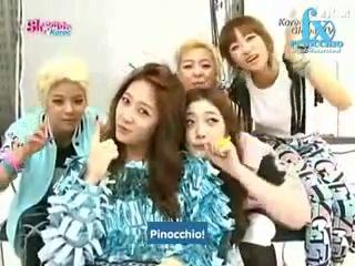 VIETSUB F(x) Pinocchio MV Making  album cover photoshoot