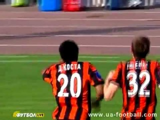 Douglas Costa super gol