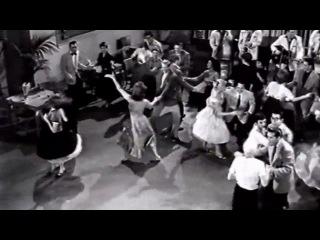 Real 1950s rock 'n' roll, rockabilly dance