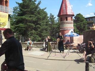 Фестиваль старинной музыки, танца и ролевого фольклора Summerfest г. Сосновый Бор