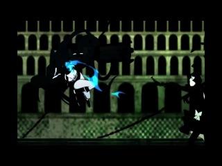 Black Rock Shooter - Monster (AMV)