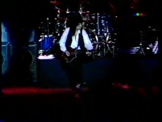 Rian May Live in Estadio Jose Amalfitani de Velez Sarsfield Buenos Aires Argentina 06 11 1992