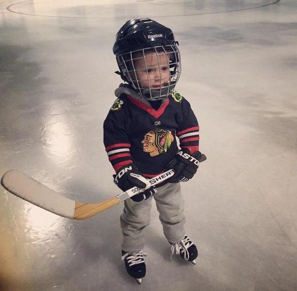 Картинки хоккеистов маленьких