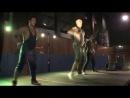 ZUMBA - парни зажигают толпу! )) Trio Master Class - Stefan Jakóbczyk, Piotrek Litwiniuk, Łukasz