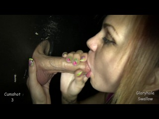 : Shelby - Shelby's 10th Gloryhole Visit (2014) HD