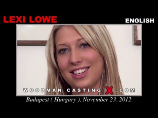 LEXI LOWE - Casting X 123 () 720p