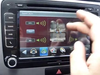 Обзор операционной системы CarPad II на автомобили Volkswagen Skoda Seat