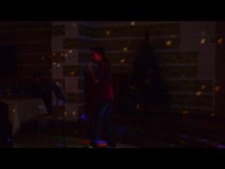 OleG STAFFORD Опять один концерт 21 декабря 2014 кафе бар Эдем