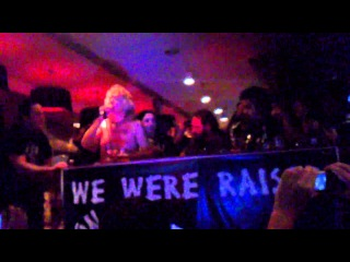 GREEK STING FAN CLUB PARTY WITH JAMES KOTTAK (HARD ROCK CAFE ATHENS 05/10/10)