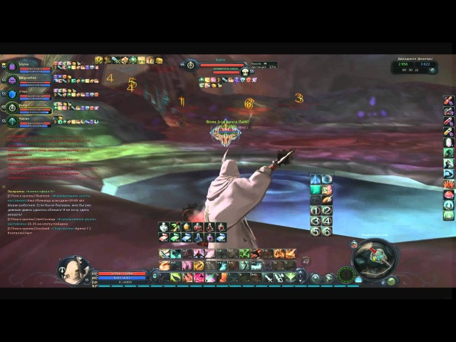 Aion ISaWI Gladiator 55lvl part7