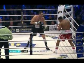 Виталий Кличко vs. Одланьер Солис