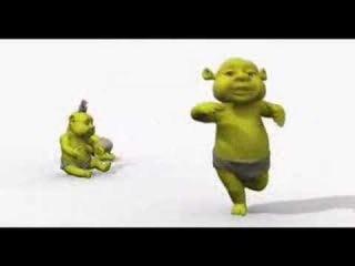 Shrek 3-Freefall