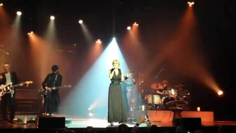 Patricia Kaas - Mon mec à moi (Louvain-la-Neuve, Belgium) [15.01.2017]