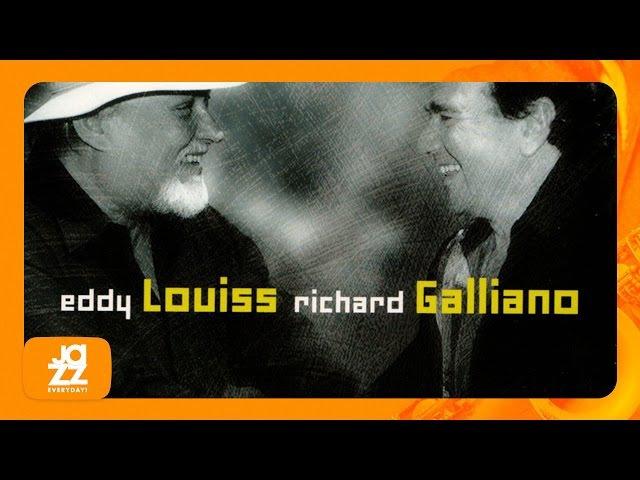Richard Galliano Eddy Louiss Azul Tango