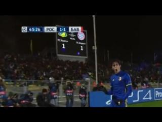 Ростов - Бавария 1-1 Азмун Лига Чемпионов