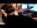 Meshuggah - Demiurge - Guitar Cover (Ibanez RG8)