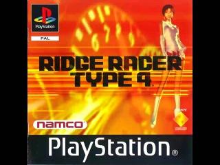 Ridge Racer Type 4 Full Soundtrack