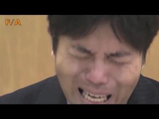 Crying japanese politician harmonizator