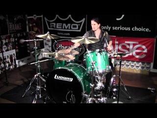 Zildjian  Avedis 5pc Promo Set Cymbal Demo with Stephen Whitesides