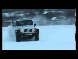 WayaLife 4x4 Jeep Wrangler Unlimited Rubicon 2.8 CRD 2012, часть 2