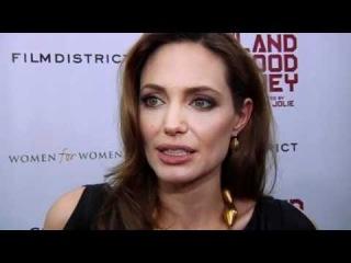 Анджелина Джоли сняла фильм про боснийскую войну
