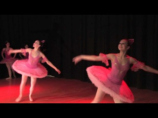 Russian Performance With Exeter College Students - Devon, UK -  Part 1