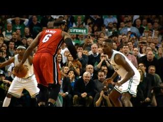 Phantom: LeBron James' Game-Winner in Boston