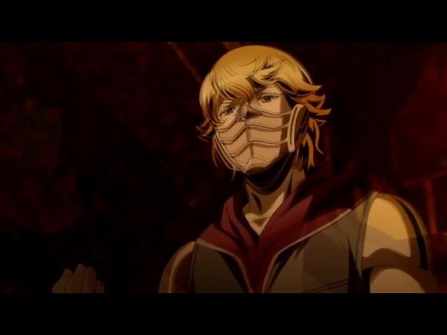 Божественные врата Лицо со шрамом Scareface OST AMV anime MIX anime