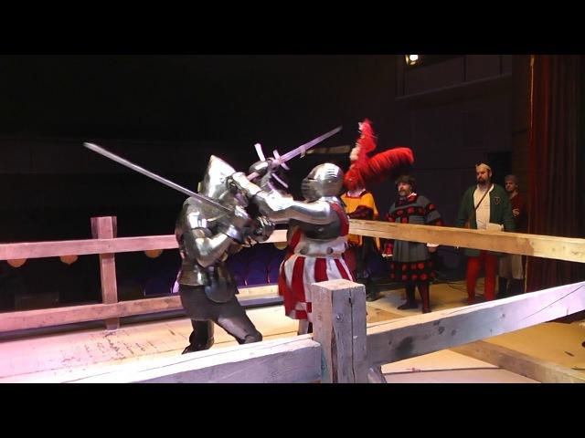 Herzog von Tirol vs Gemfri de Bohun ( Biedehanderschwert)