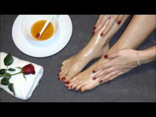 Красивые ножки, молоко и мед. Просто Супер!