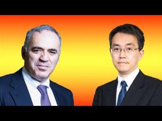 2014 - Garry Kasparov vs Yoshiharu Habu (2 chess games)