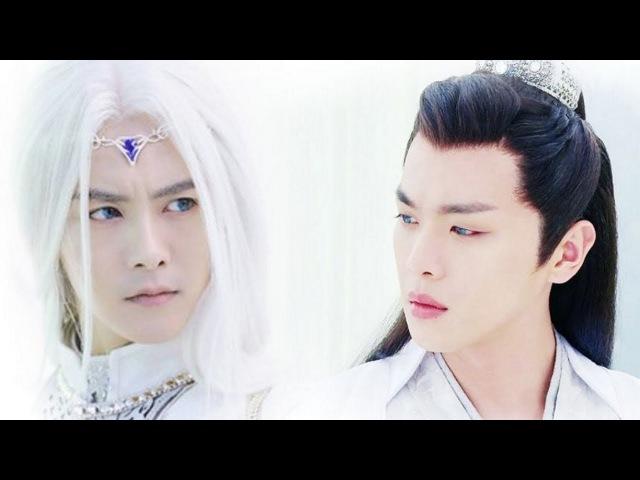 Frozen heart 2. Ледяное сердце 2. Ying Kong Shi X Feng Tian Yi. Feniks_Zadira
