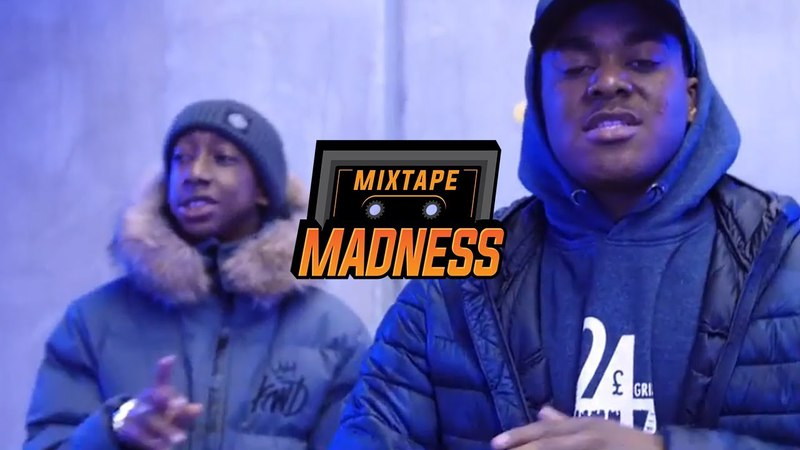 DayDay ft AB Tempz Fakes Snakes @MixtapeMadness