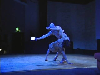 Pilobolus A dance of Symbiosis