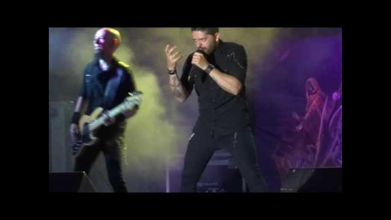 Lords of Black Neon Knights 26 08 2016 Ripollet Rock