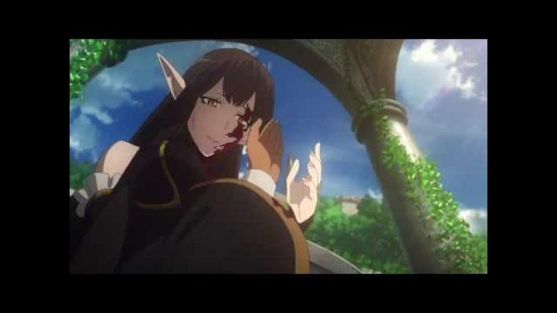 FateApocrypha Ep 25 Final - Semiramis kiss Amakusa Shirou - last moment