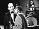 Louis Armstrong Ed Hall 1957 The Edsel Show Frank Sinatra Bing Crosby Rosemary Clooney 3 sides