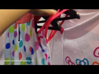 Аксессуары и одежда Эйвон_купальники, белье, платье, легинсы, детская серия, сорочка, пижама